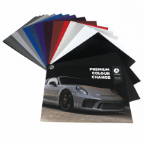 Échantillons de couleurs Arlon PCC - Premium Colour Change