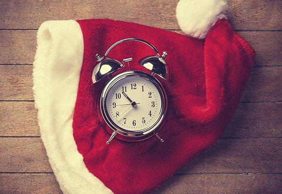 Horaires d'ouverture pour la période des fêtes